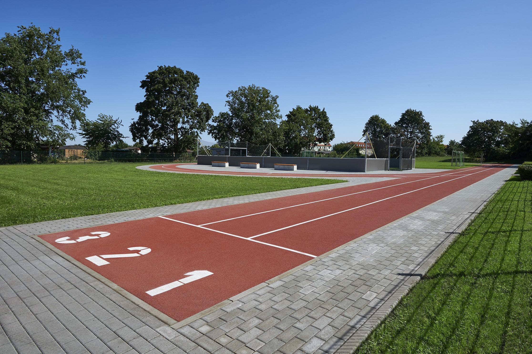Schulsportplatz Rhinow